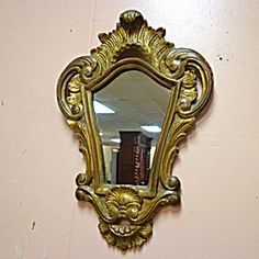 Rococo Accessories like this mirror is another example of more ...