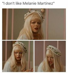 Melanie Martinez - Pacify Her on We Heart It Melanie Martinez Music, Crybaby Melanie Martinez, Summer Body Workouts, Queen, Crazy People, Cry Baby, Mood Pics, Celebs, Celebrities