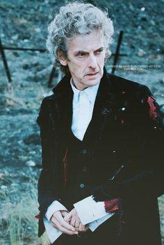12th doctor Peter capaldi
