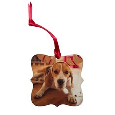Fancy Wood Ornament