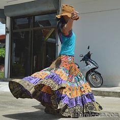 #naturaleeza #girlspartystyle #maxiskirt #ethnic #hippiefashion