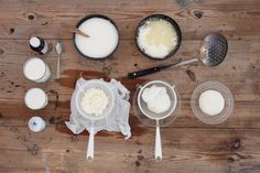 How to make your homemade ricotta cheese