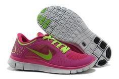 more photos 6750d 505f1 Nike Free 5.0 Running Shoes Pink Green Nike Soccer Shoes, Nike Shoes Cheap,  Cheap