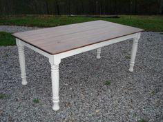 Dining Table Farmhouse Style Kitchen 6 feet by FarmTablesPlusMore, $1099.00