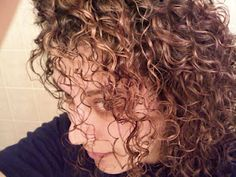 DIY Flax Curl Cream... wounder if it works