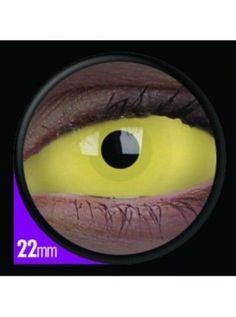 kontaktlinsen-schwarz-sklera-ganz-Linsen-sclera-halloween-party-fun-NEU