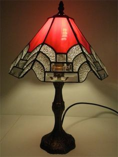 Volcania Art Glass - Lamps www.volcaniaartglass.com.au