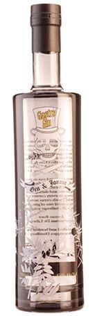 GastroGin - Gin & Jonnie 70cl online kopen   DrankDozijn.nl online drank kopen
