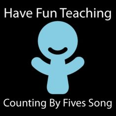 The Counting Songs DVD by Have Fun Teaching includes 13 Counting Song Music Videos. Each video teaches skip counting with a song and a cartoon character singing and dancing. Multiplication Songs, Math Songs, Kindergarten Songs, Fun Songs, Kids Songs, Preschool Rules, Preschool Lessons, Kindergarten Classroom, Counting Songs For Kids