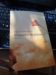 O caçador de pipas, um livro drama e ação, #curtida, vale a pena ler