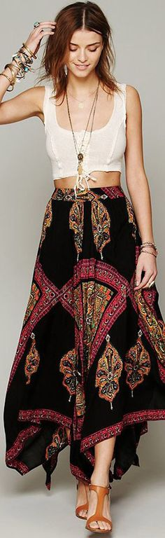 gypsy look 2014   ... is used to convey, an attitude and style that says free-spirited