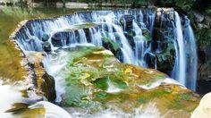 Shifen Waterfall, Taiwan  新北市 十分瀑布