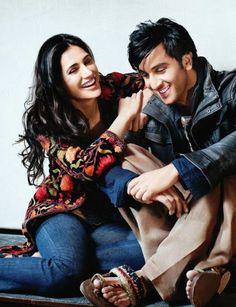 Nargis Fakhri &Ranbir Kapoor