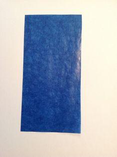 1. Streifen zuschneiden