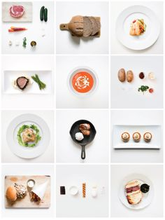 beautiful food art by william d. valle