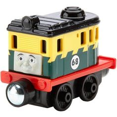 Fisher-Price Thomas and Friends Take-n-Play Philip Engine, Multicolor