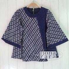 B020510 - IDR175.000 Bustline : 92,100cm Fabric: Batik Dobi Cirebon