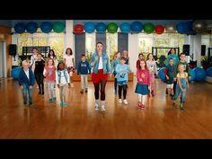 Sing mit, Tanz mit - Neuer Kindertanz HIT 2017 - YouTube