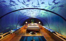 Hotel Conrad Maldivas, Rangali Island.