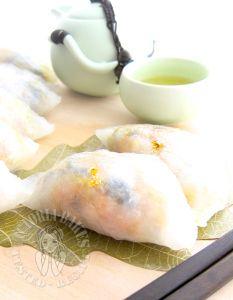 Buddha's delight crescent dumplings