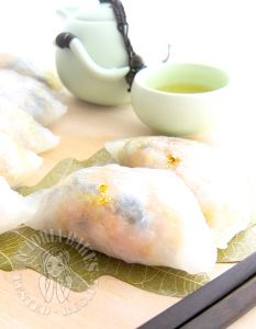 Buddha's delight crescent dumplings