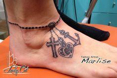 Hoop, geloof en liefde Lucky Cat Tattoo | 's-Hertogenbosch