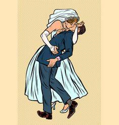 Kiss bride and groom wedding ceremony feminist vector Man Vector, Vector Art, World Kiss Day, Happy Birthday In Spanish, Female Lips, Kiss Emoji, Lipstick Style, Pink Blood, Emoji Love