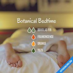 Botanical Bedtime - Essential Oil Diffuser Blend
