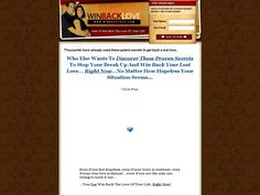 Try Win Back Love: How To Get Your Ex Back Now- http://www.vnulab.be/lab-review/win-back-love-how-to-get-your-ex-back