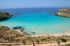 Spiaggia dei Conigli, Lampedusa - Sicilia
