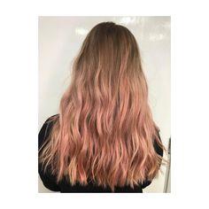 pink hair. waves.Long Hair. Pink Hair, Stylists, Waves, Long Hair Styles, Beauty, Rosa Hair, Long Hairstyle, Long Haircuts, Ocean Waves