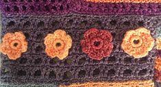 Blokhulp met Sigeunertop-patroon – A HankiDori Day Crochet Top, Crochet Earrings, Crochet Patterns, Pastel, Pullover, Gypsy, Blouse, Ideas, Crochet Batwing Tops