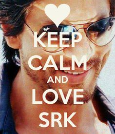 Keep Calm.. Honestly... I seriously don't think I'd be able to keep calm with a man as fine as this..!!! :D <3