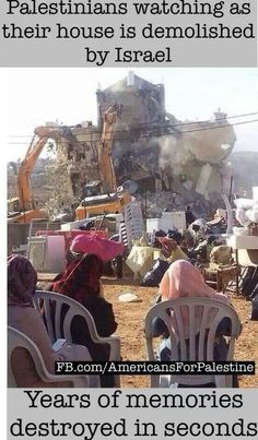The demolition of houses has been going on for MANY, MANY decades. But it has increased significantly in the past few years ... What kind of government does this kind of thing??? Oh that's right ISRAEL does ... kd