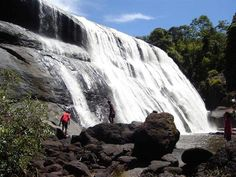 Cachoeira Grande - Poço Fundo, MG.