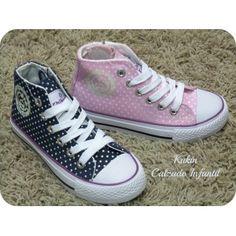 Zapatos niña - Calzado infantil -Zapatillas altas