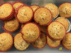 Something Try our with The are and good next days too. Gluten Free Muffins, Gluten Free Recipes, Glutenfree, Free Food, Tasty, Chocolate, Breakfast, Sweet, Morning Coffee