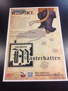 The poster for the master cat