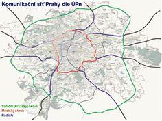 Výsledek obrázku pro městský okruh Diagram, Map, World, Location Map, Maps, The World