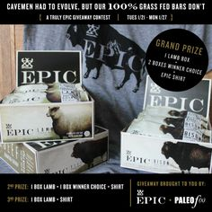 An EPIC Giveaway | Paleo f(x)™