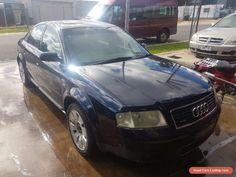 2001 Audi A6 4.2 Quattro V8 #audi #a6 #forsale #australia