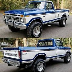 1979 Ford Truck, Ford Ranger Truck, Old Ford Trucks, Old Pickup Trucks, 4x4 Trucks, Car Ford, Diesel Trucks, Custom Trucks, Lifted Trucks