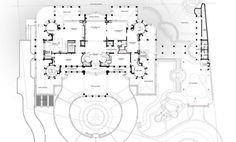 "These are the floor plans to the 60,000 square foot oceanfront mega mansion dubbed ""Le Palais Royal"" that's located in Hillsboro Beach, FL! It's currently on the market for a whopping $159 million."