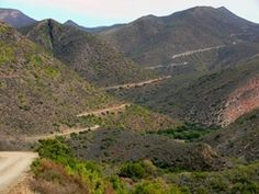 "Gamkaskloof Pass "" Road to the ""Hell"" Panoramio Mountain Pass, South Africa, African, River, Mountains, City, Roads, Landscapes, Pictures"