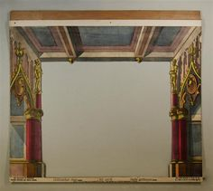 c1916 Paper Theater Sheet 116b - Joseph Scholz at http://skd-online-collection.skd.museum/en/contents/show?id=706145