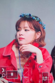 TWICE - Jungyeon South Korean Girls, Korean Girl Groups, Twice Jungyeon, Myoui Mina, Extended Play, Nayeon, Short Hair Styles, Fashion, Bob Styles