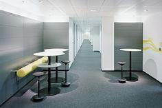 Kapsch TrafficCom Headquarters | Interior | Projekte | BWM Architekten