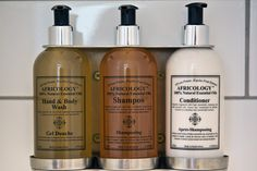 Twice Guest House: Luxury Africology - free natural soaps, shampoo and conditioners for all our guests.(Bed and breakfast accommodation in Stellenbosch) Body Shampoo, Shampoo And Conditioner, Guest Bed, Guest Suite, Rooms For Rent, Natural Soaps, Creature Comforts, Blue Rooms, Back Doors