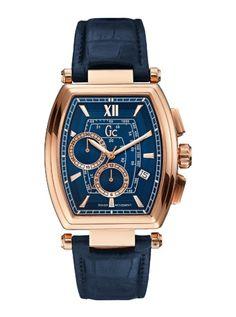 Gc RetroClass Blue Watch Relojes Hombre 97b8b3805126