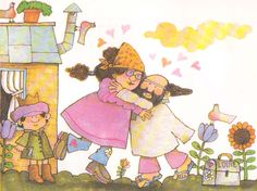 Vintage Kids' Books My Kid Loves: The Wuggie Norple Story